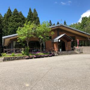 森の家というお蕎麦屋さんへ。