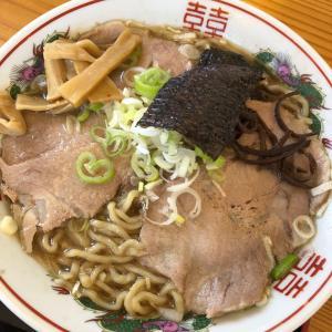 【鶴岡市桜新町】麺屋 むら井さんの煮干し中華