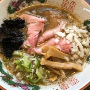 【庄内町余目】麺や猪鹿蝶さんのどろ煮干しラーメン