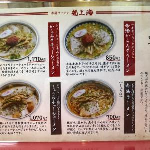 【鶴岡市日出】龍上海鶴岡店さんの赤湯からみそラーメン