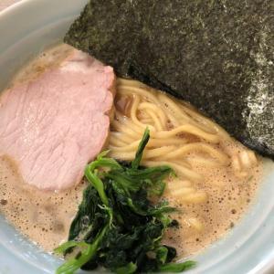 【鶴岡市末広町】武来漢さんの輝道家さんのコラボ麺