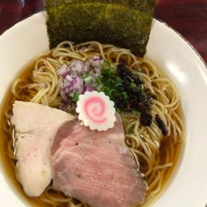 【鶴岡市本町】鶏料理 慶さんの鶏醤油らぁ麺