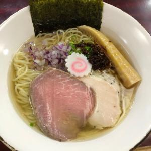 【鶴岡市本町】鶏料理 慶さんの塩らぁ麺