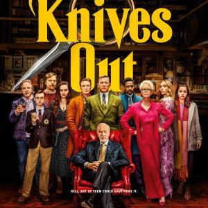 映画 Knives Out/ナイブズアウト