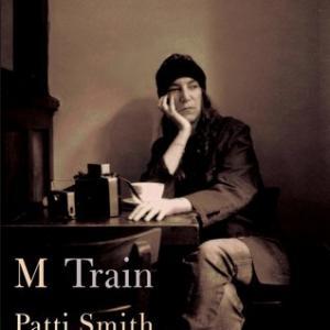 """読書 """"M Train"""" 本とコーヒー"""