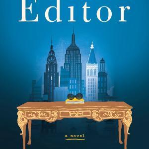 """読書 """"The Editor"""" 本ができるまで"""