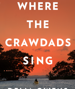 本:Where the Crawdads Sing ...やっと読めた