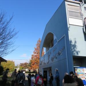 丸木美術館と吉見百穴の平和施設見学会報告