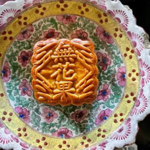 中秋節の「無花果月餅」