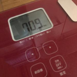 ゆるりダイエット32日目-200g