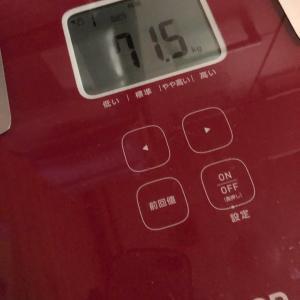 ゆるりダイエット34日目+100g