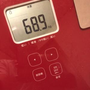 ゆるりダイエット152日目+400g