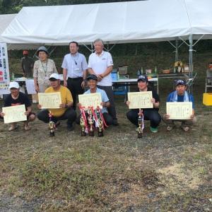 8月11日 第27回芭蕉の里 黒羽鮎釣り大会