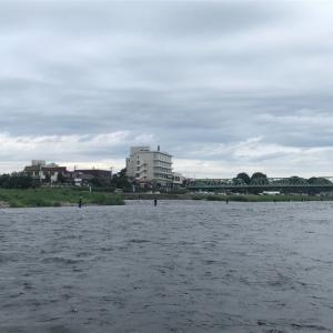 8月31日 2019 ダイワ鮎ペアパーティin那珂川に参戦