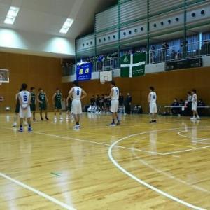 神奈川県バスケットボール新人戦(桐光学園対東海大相模)