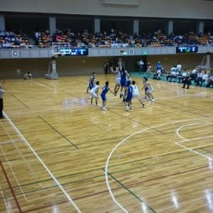 インターハイ神奈川県予選決勝リーグ(桐光学園対東海大相模)