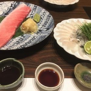 今日の夕食 「富 時葉山」でフグを食べる