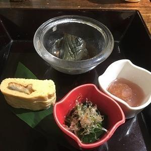 昨日の夕食 「一汁五菜」