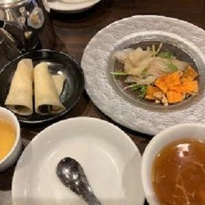 今日の昼食 久しぶりに中華街へ