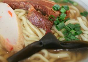 祝OPEN!自家製麺で作る『空手そば』が自慢の「Karate Cafe AGARI」