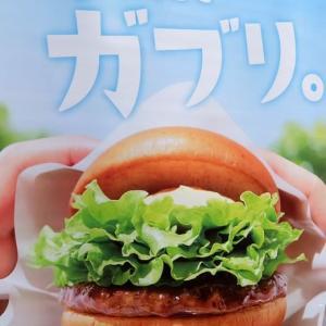 <gourmet>モスバーガー てりやきバーガー