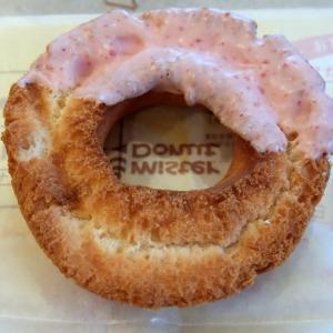 <sweets>ミスタードーナツ ストロベリーファッション+チョコチュロ+ストロベリーチュロ