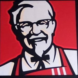 KFC オリジナルチキン+レモネードソーダ