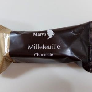 <sweets>メリーチョコレート ミルフィーユ