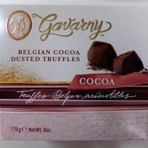 <gourmet>ガヴァルニー プレミアム・トリュフ+明治 ストロベリーチョコレートBOX