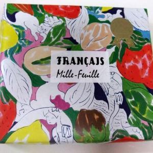 <sweets>洋菓子のフランセ 果実をたのしむミルフィユ