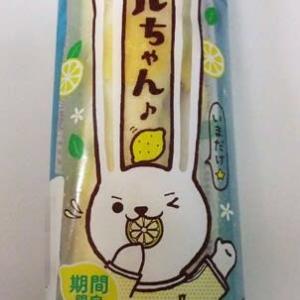 <sweets>ヤマザキ ロールちゃん レモン&レアチーズクリーム