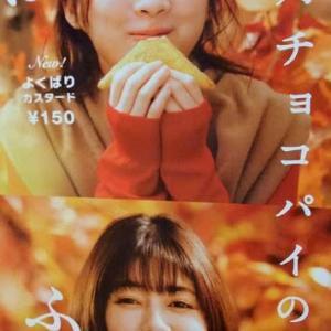 <sweets>マクドナルド 三角チョコパイ よくばりカスタード
