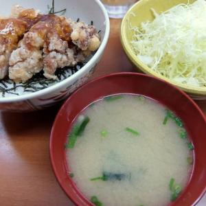 <gourmet>Sガスト 若鶏竜田丼