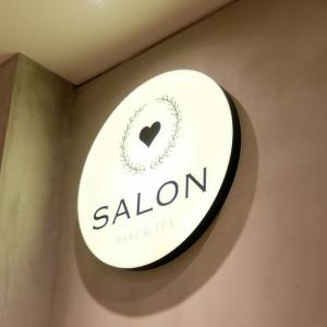 <sweets>SALON BAKE & TEA