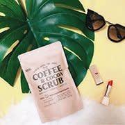 <monitor>MAM&d. SASS.コーヒー&ココア スクラブ+地球洗い隊 やさしいショーツ・ショート