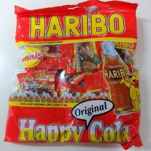 <sweets>ハリボー ハッピーコーラ+カッチェス ユーログミ