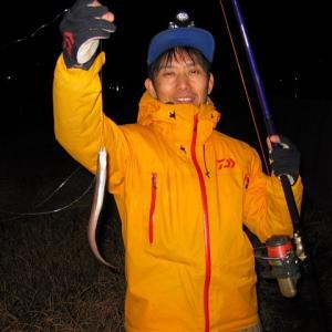 名古屋港・貯木場へ投げ釣り釣行