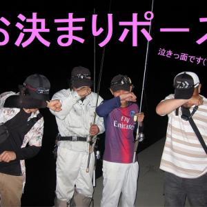 ナマズ釣行 in 蟹江川2021.5.14