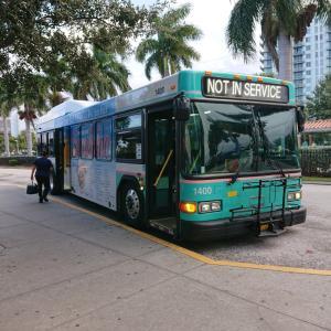 【アメリカ生活】パンデミック中の公共バス