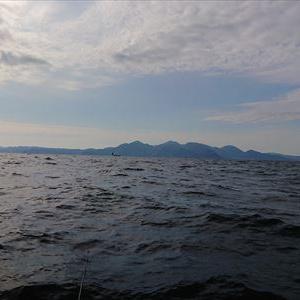 師走の日本海ジギング
