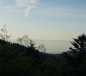 恵那山~初夏の猛暑は想定外・・・