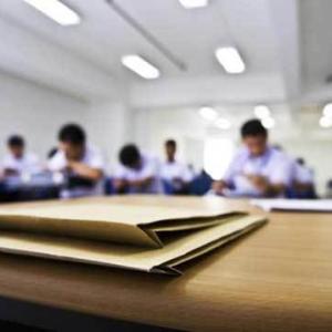 韓国のセンター試験、解答用紙が…