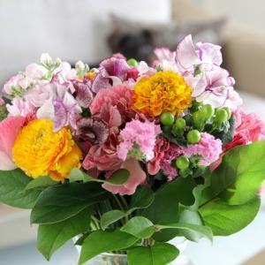 花と笑顔を♡