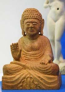 仏像彫刻教室 12月12日開きます 東京都台東区 少人数制