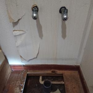 給湯管漏水
