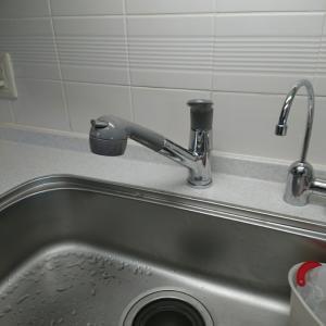 キッチン用自動水栓 ナビッシュ