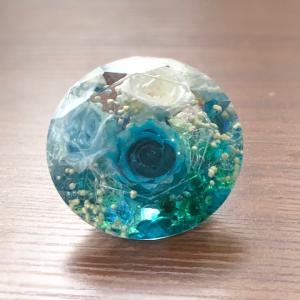 ハーバレジンのダイヤモンド