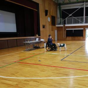 久々の講演会(猪名川小学校)