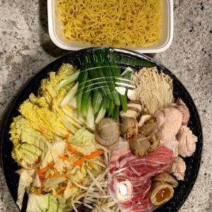 日本食が恋しくなる。