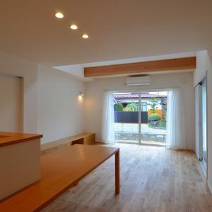 川中島の家 完成!